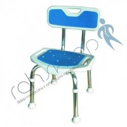 """Krzesło prysznicowe """"BLUE"""""""