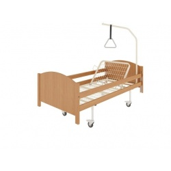 Łóżko rehabilitacyjne ARIES 4-segmentowe + materac