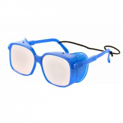 Okulary ochronne do lampy SOLLUX dla terapeuty