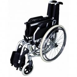 Wózek inwalidzki aluminiowy ALBATROS (kod NFZ: P.129)