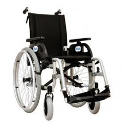 Wózek inwalidzki aluminiowy DELFIN (kod NFZ: P.129)
