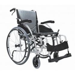 Wózek inwalidzki aluminiowy Karma S-Ergo 115 (kod NFZ: P.129)