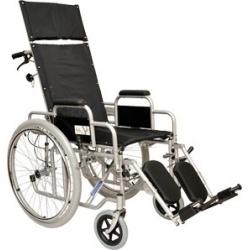 Wózek inwalidzki ręczny Classic Komfort (kod NFZ: P.130)