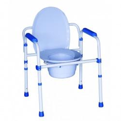 "Fotel sanitarny 3 w 1 ""Alusyle"""