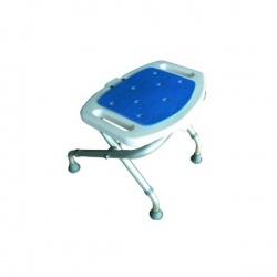 Taboret prysznicowy składany BLUE