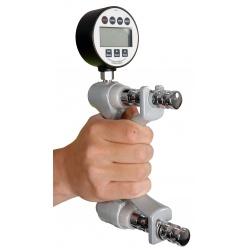 Cyfrowy dynamometr do pomiaru siły rąk z oprogramowaniem