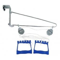 Przyrząd do ćwiczeń kończyn górnych - bloczki do ćwiczeń samowspomaganych