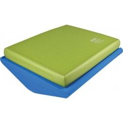 Zestaw poduszka Balance Pad Elite Airex + kołyska koordynacyjna PRO