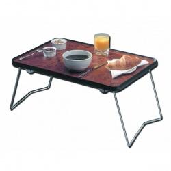 Stolik na łóżko wielofunkcyjny składany