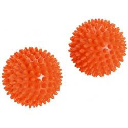 Miękka piłka z kolcami BEAUTY REFLEX 2szt. GYMNIC