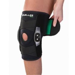 Zawiasowy stabilizator kolana Green