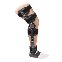 Uniwersalna orteza na kolano z zegarem Extender BREG
